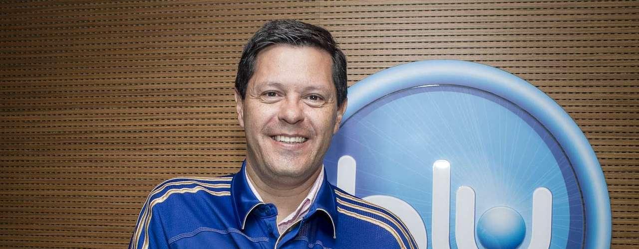 Juan Roberto Vargas, presentador y periodista del Canal Caracol y Blu Radio tiene claro lo que significa Millonarios para él. \