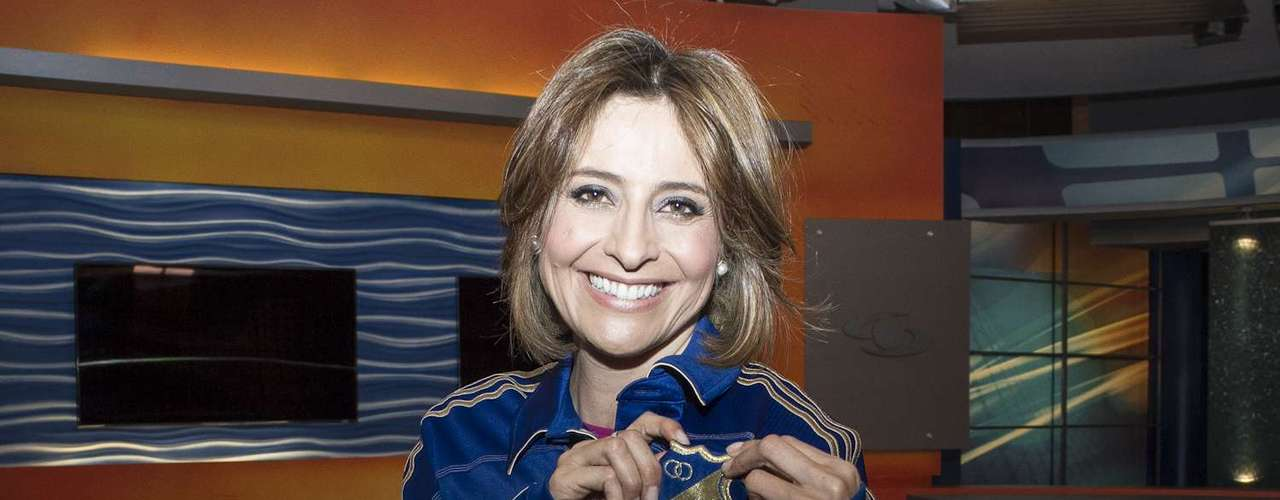 María Lucía Fernández, presentadora y periodista de Noticias Caracol describe a Millonarios como la pasión por el fútbol, por un deporte y por un equipo.