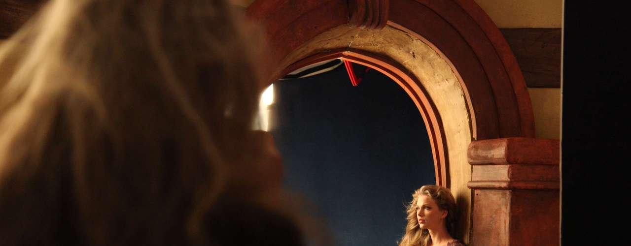 Taylor Swift tuvo la fortuna de ser fotografiada porAnnie Leibovitz
