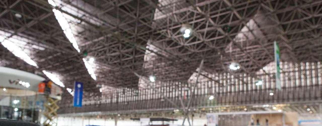 Campus Party Brasil tendrá una conexión de internet con capacidad de 30 GB, 10 GB más que la última edición.