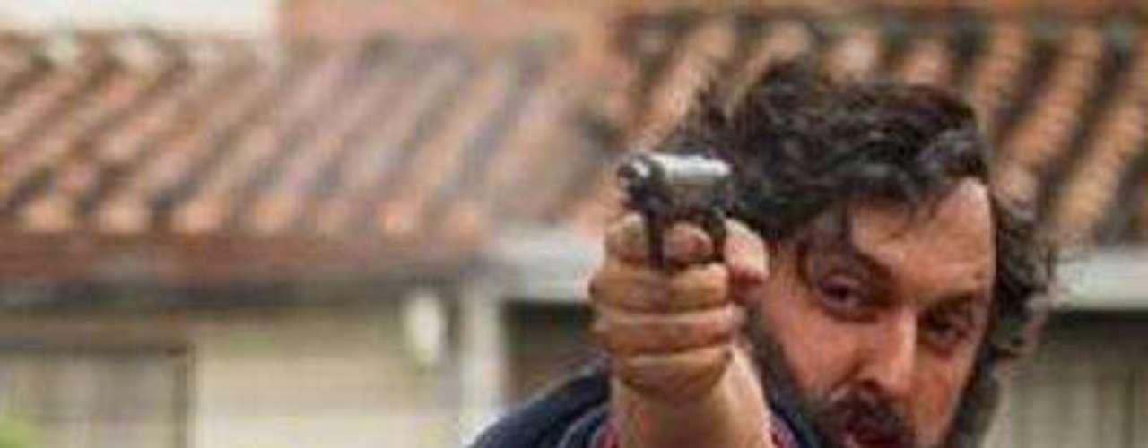Para llevar a la televisión la muerte del narcotraficante más temido de la historia, el histrión atravesó mucho: \