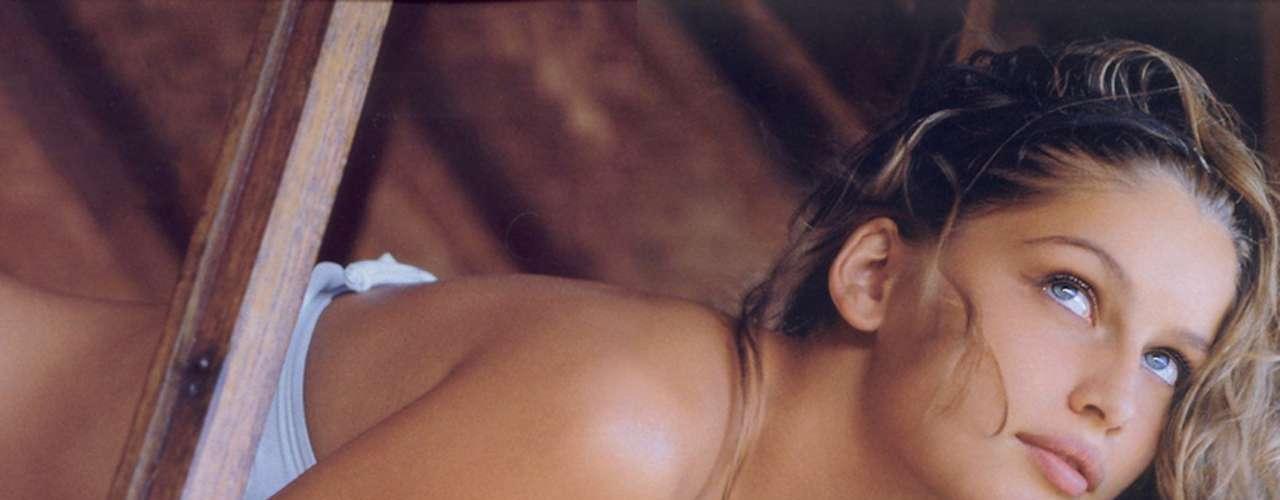 Laetitia Casta: aunque su carrera artística ha estado más centrada en el modelaje, esta francesa saldrá próximamente en el intenso thriller 'Mentiras mortales' como la amante francesa de Richard Gere.