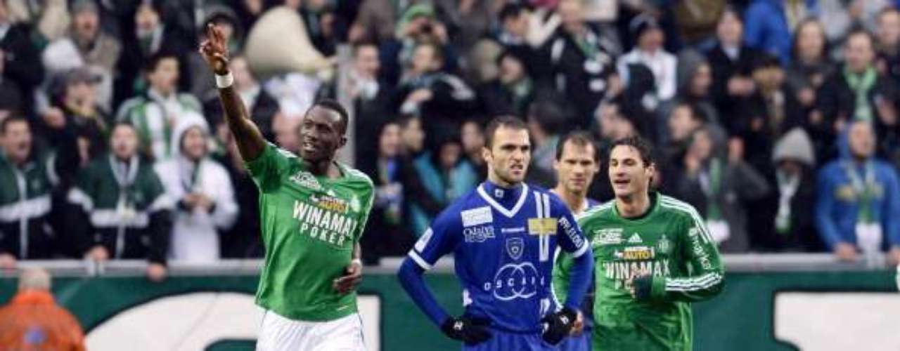 La goleada de la jornada la dio Saint-Etienne, al vencer 3-0 al Bastia.
