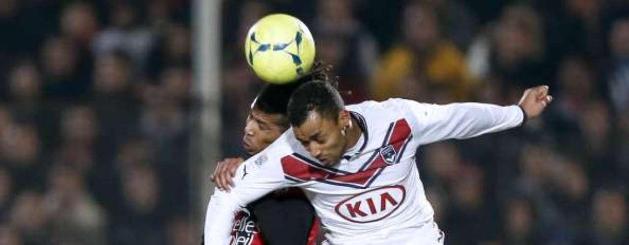 Niza perdió como local 1-0 ante Burdeos, que de paso le arrebató la quinta posición de la Ligue 1.