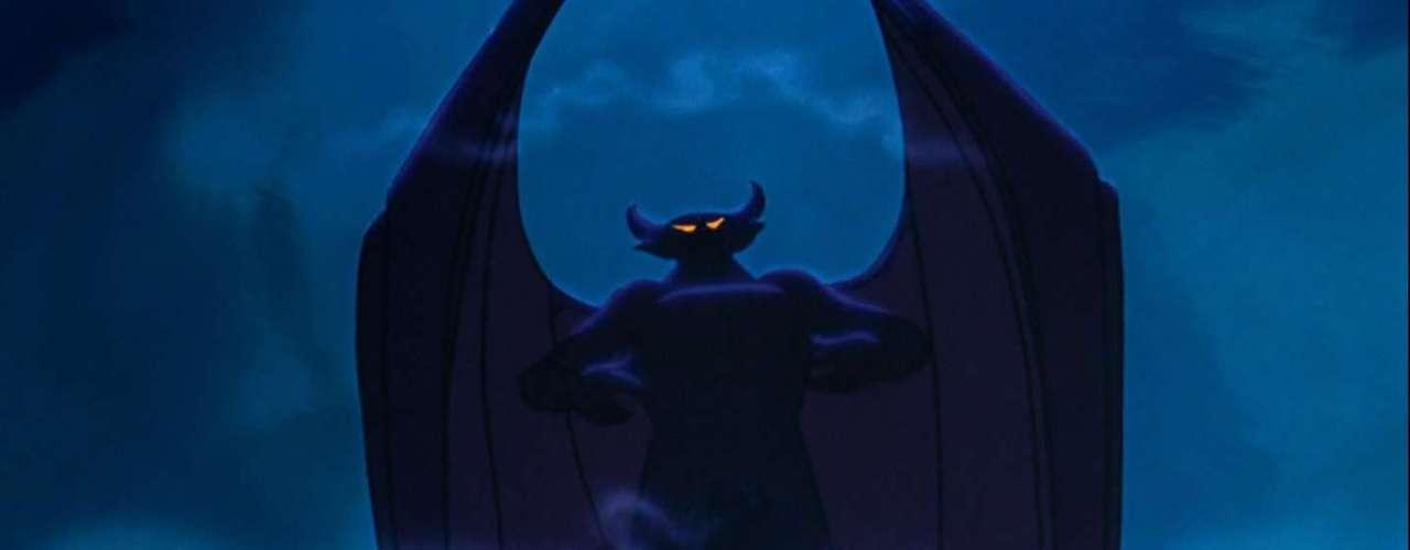 'Fantasía', la obra maestra de Walt Disney de 125 minutos, se dividió en ocho capítulos de clásica factura. Bajo la noche de 'Night on Bald Mountain' de Moset Mussorgsky el demonio Chernabog se presenta como la visión más oscura de Disney.