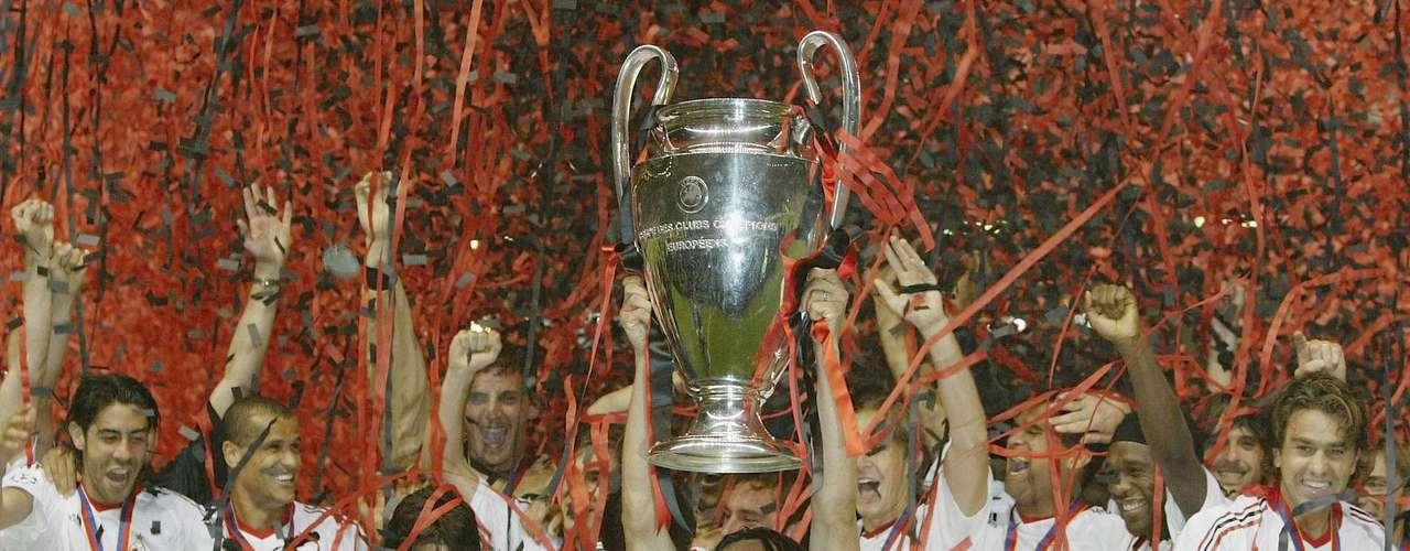 Milan se llevó el título sobre la 'Juve' en penaltis (3-2) para consquistar su sexta Copa de Europa