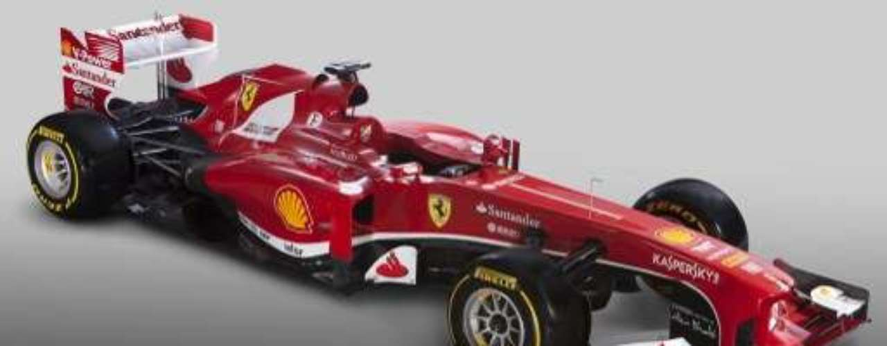 Primeras fotos oficiales de la presentación del nuevo Ferrari F1 2013