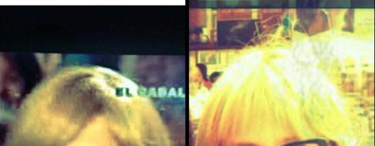 Zahara hace gala de su sentido del humor siempre, incluso en Instagram comparándose con Berto.