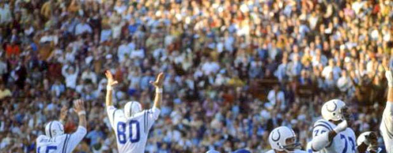 Super Bowl V: Though not a blowout, the low scoring game between the Baltimore Colts and Dallas Cowboys 16-13 was an error-full game that included 11 turnovers and 14 penalties.