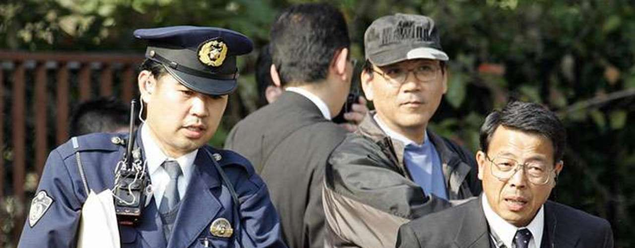 When he was detained, at 20 years old, he was treated as a guilty criminal, Sakurai says. \