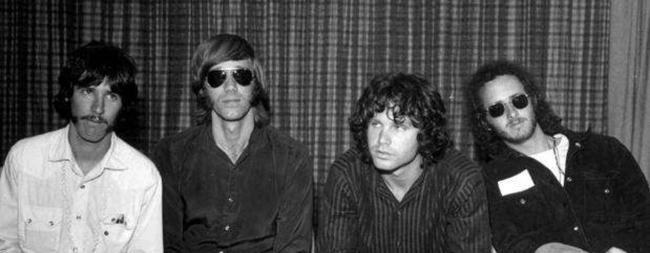 The Doors están catalogados como un grupo de culto pero su fusión de rock sicodélico y hard rock no figura en la lista de ganadores.