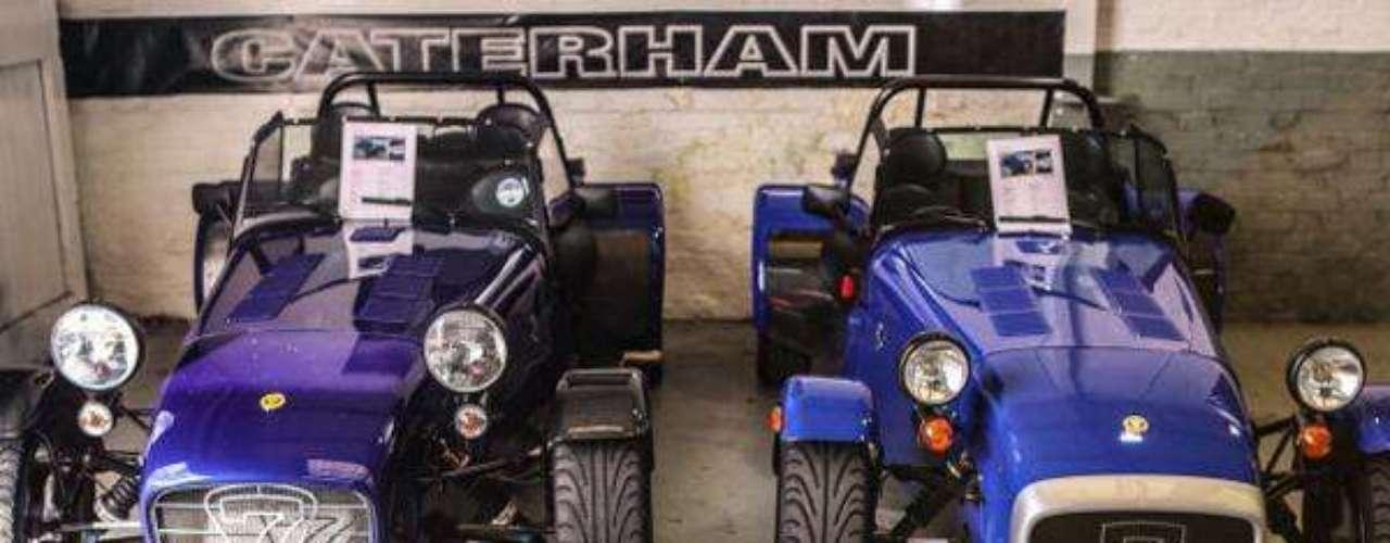 Fotos Caterham Showroom 2013