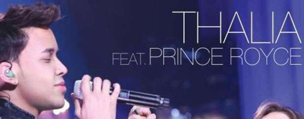 Thalía y Prince Royce cantarán el tema \