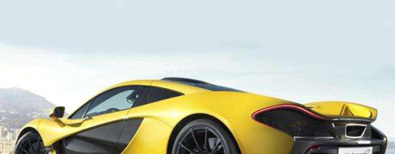Fotos McLaren P1 2014