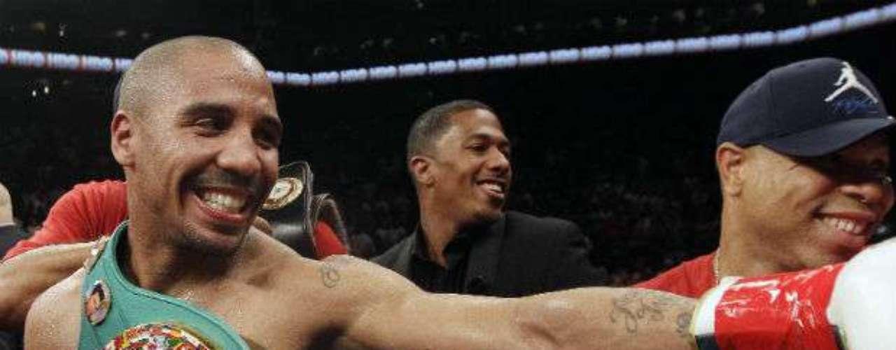 Andre Ward es quizá el mejor peso Supermedio del mundo. Marcha invicto con récord de 26-0 (14 KOs) y es campeón del CMB y monarca unificado de la AMB.