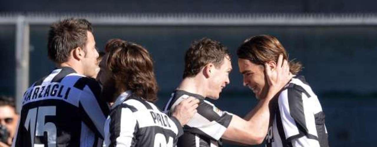Sábado 9 de febrero - Juventus recibe a la Fiorentina con la misión de seguir en la punta del Calcio