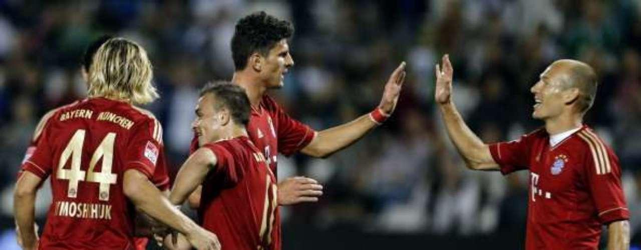 Sábado 9 de febrero - Bayern Munich se mide al Schalke en la jornada 21 de la Bundesliga
