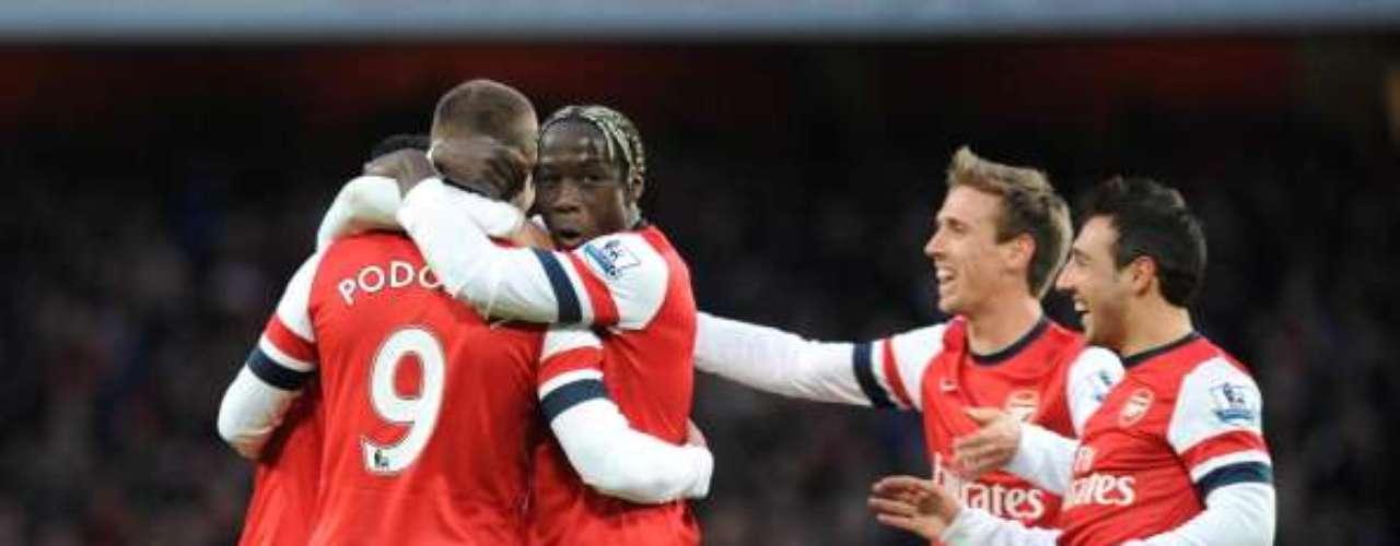 Sábado 9 de febrero - Arsenal se mete al campo del Sunderland con la misión de salir con vida