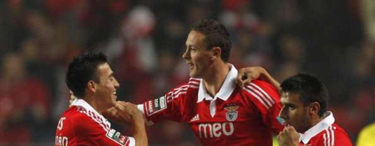 Domingo 10 de febrero - Benfica visita a Nacional Madeira en la fecha 18 de la Súper Liga de Portugal