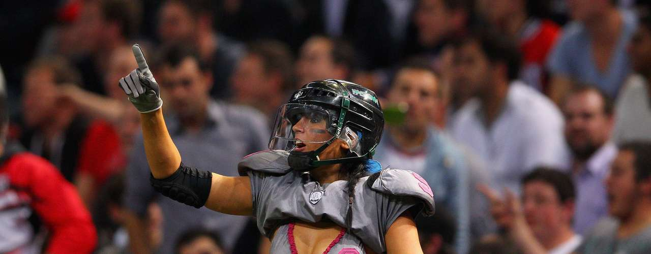 Chloe Butler makes the list due to her tough sport, lingerie football (its tougher than it sounds). Need proof of that? Butler is most infamous for breaking an opponents arm and only handing out a halfhearted apology.
