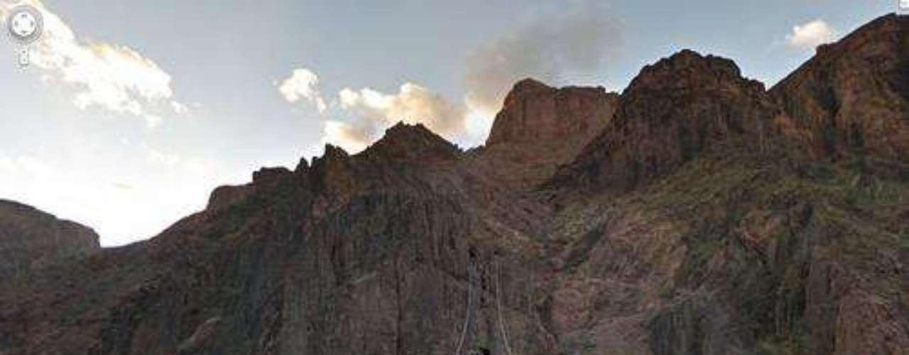 Google Street View ofrece desde este jueves la posibilidad de realizar un paseo virtual por el Gran Cañón del Colorado (Estados Unidos) gracias a su tecnología.