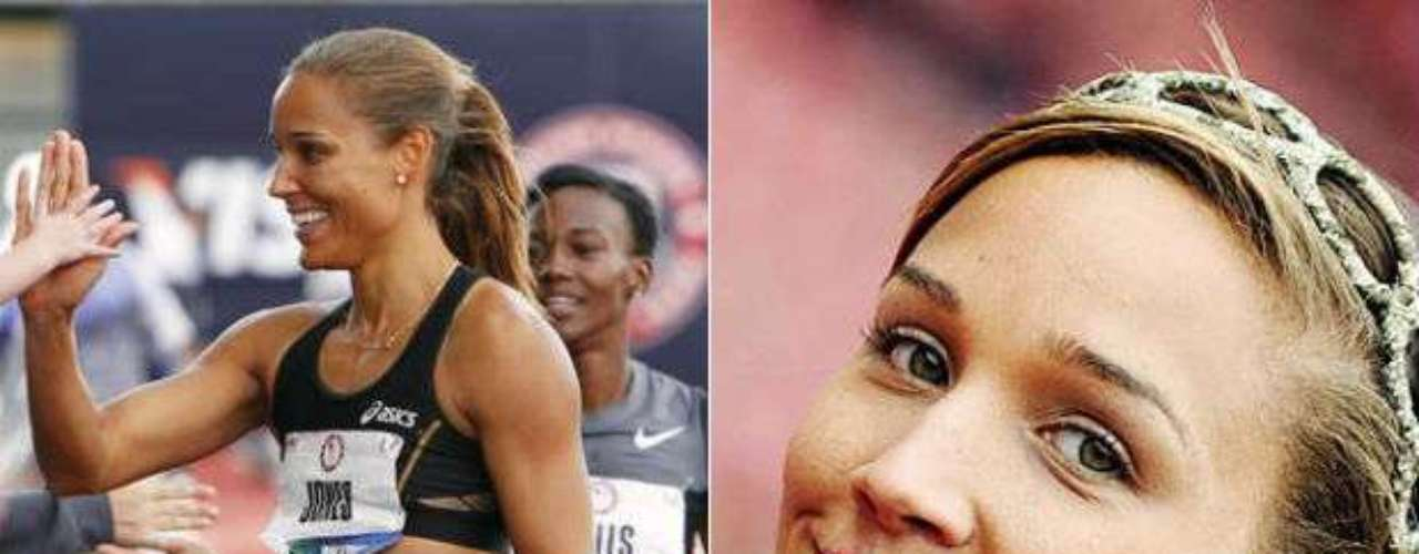 American Lolo Jones is one of the most beautiful track & field athletes and became very popular for her charisma and her beauty, but also for her saying that she was still a virgin at age 29 and she planned to stay that way until marriage. She had mixed sporting results, obtaining 2 gold medals in the 60m hurdles of the indoor world championship, but failing to obtain an Olympic medal after arriving as one of the favorites in Beijing 2008 and London 2012.