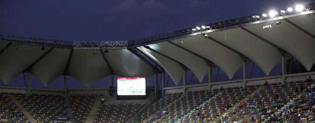 Itálicos y nortinos repartieron puntos al igualar 1-1 en La Florida, en un compromiso que estuvo detenido por cerca de 15 minutos a causa de un corte de luz.