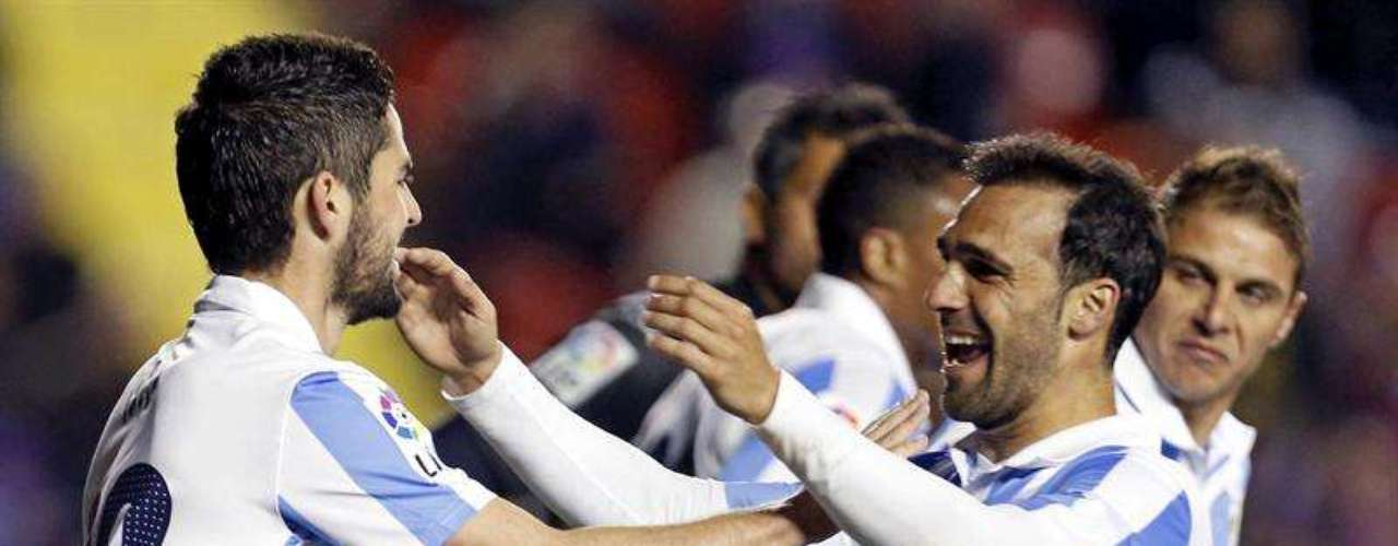 Isco celebrates one of his goals.