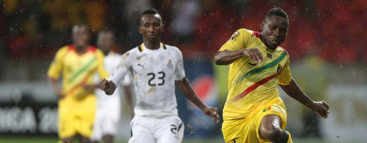 Mali and Ghana faced off in the third-place game for consecutive years.