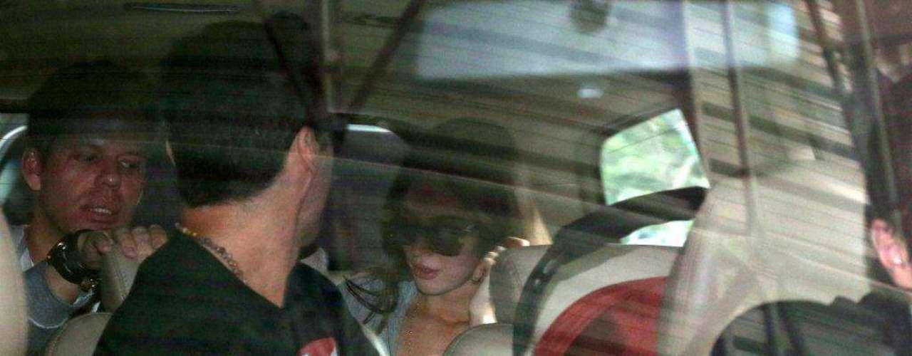 La actriz es una de las estrellas de las primeras películas de la serie Transformers.