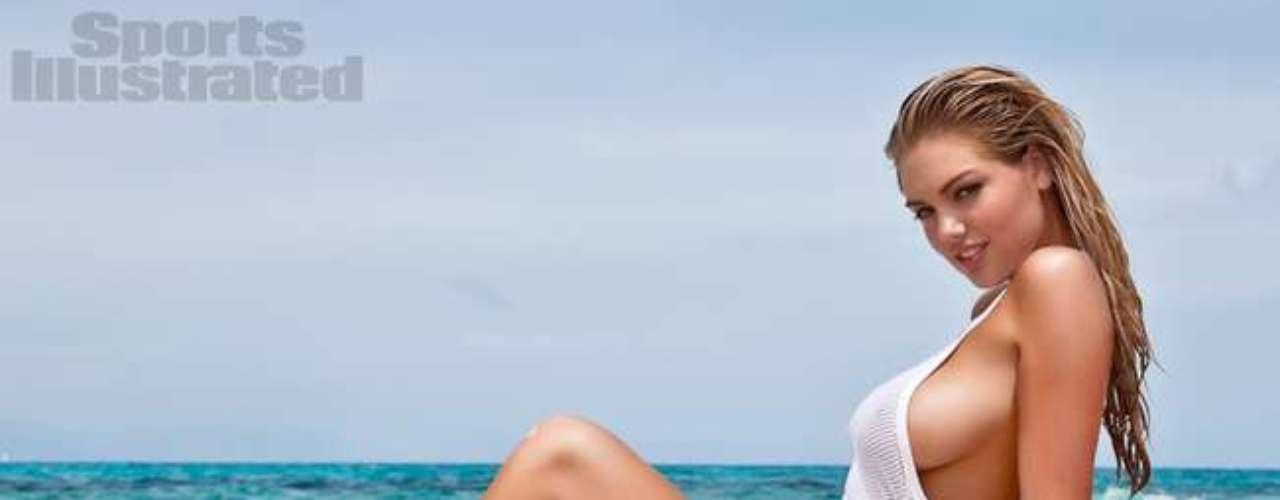 Kate Upton se ha convertido en una de las modelos más reclamadas por los diseñadores y por las revistas quienesla convierten en su elección a la hora de protagonizar sus campañas y portadas.