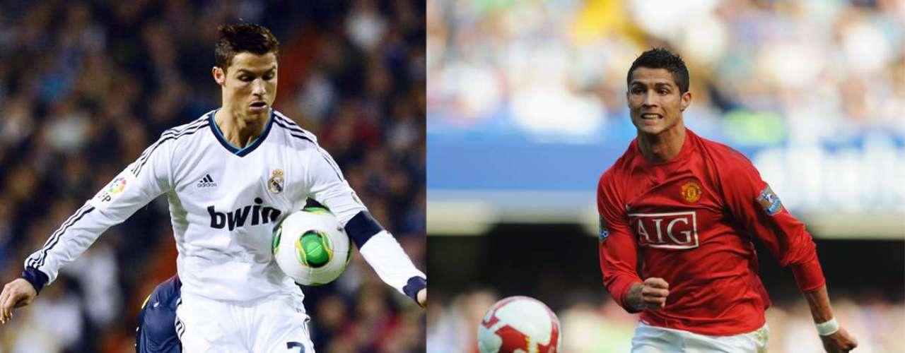 Cristiano y el Madrid se verán ante el Manchester United en los Octavos de Final de la VChampions League, lo que marcará el regreso del portugués al equipo que lo desarrollo como estrella mundial, quí sus momentos más destacados.