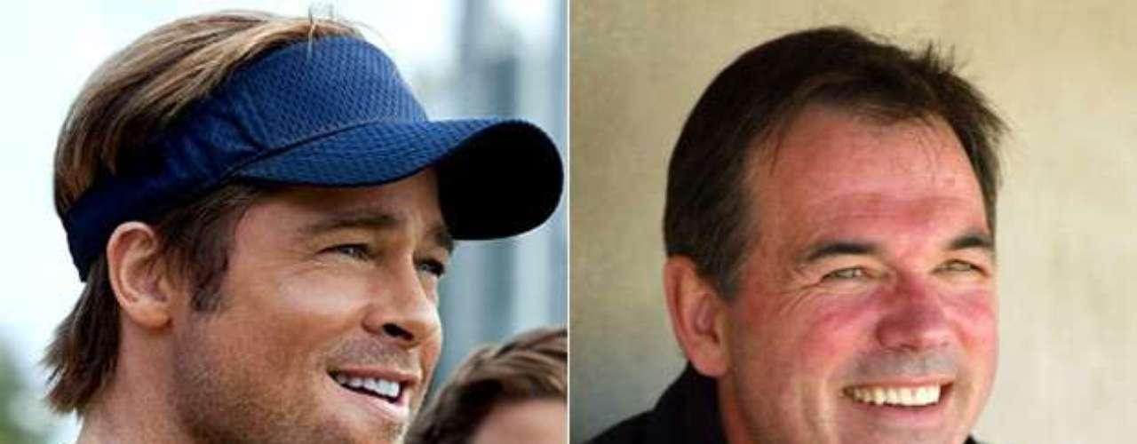 La interpretación de Brad Pitt como el ex beisbolista y mánager de los Athletics de Oakland Billy Beane en Moneyball (2011), le valió la nominación al Óscar como mejor actor.