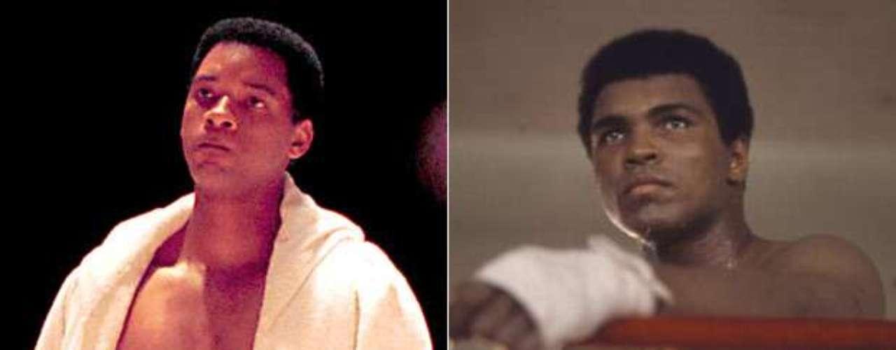 La memorable actuación de Will Smith como la leyenda de los pesos pesados, Muhammad Ali, en la película Ali (2001), le valió su primera actuación a los Premios Óscar como mejor actor.