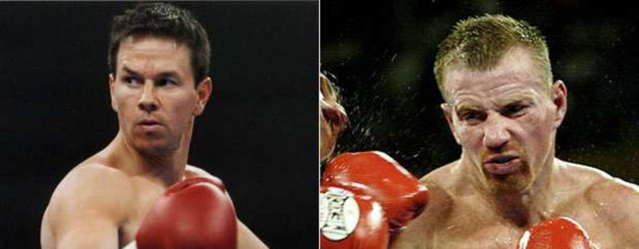 Su segundo personaje deportivo es el del ex boxeador de los pesos welter Micky Ward, medio hermano de Dicky Eklund, en The Fighter (2010).