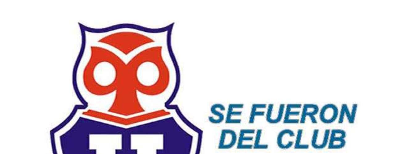 Con miras al cierre de Libro de Pases, Universidad de Chile terminó de conformar su plantel 2013 que debe afrontar este primer semestre el Campeonato Nacional, las últimas fases de Copa Chile y la Copa Libertadores.
