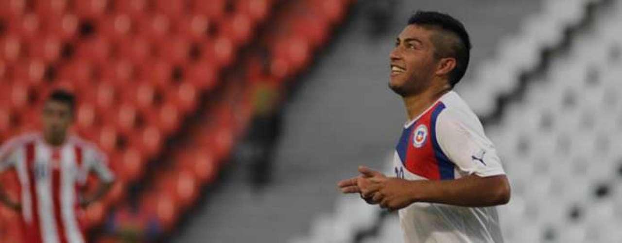 NICOLÁS MATURANA: Regresó tras defender la camiseta de Barnechea.