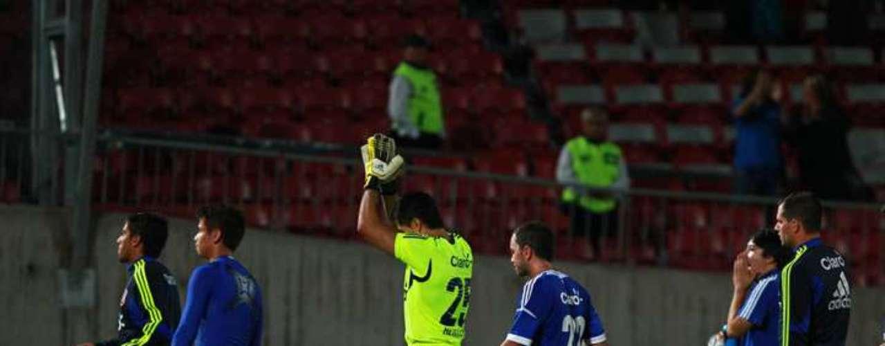 CRISTÓBAL VERGARA: Defensor promovido al primer equipo para la temporada 2013.