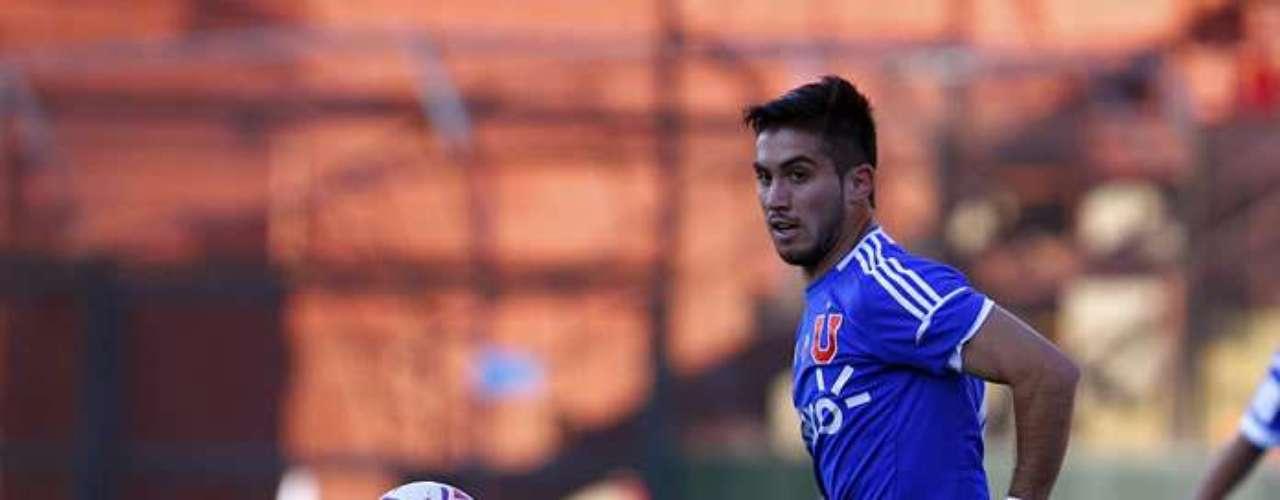 PEDRO MORALES: El volante culminó su préstamo y se unió a las filas del Málaga de Pellegrini.