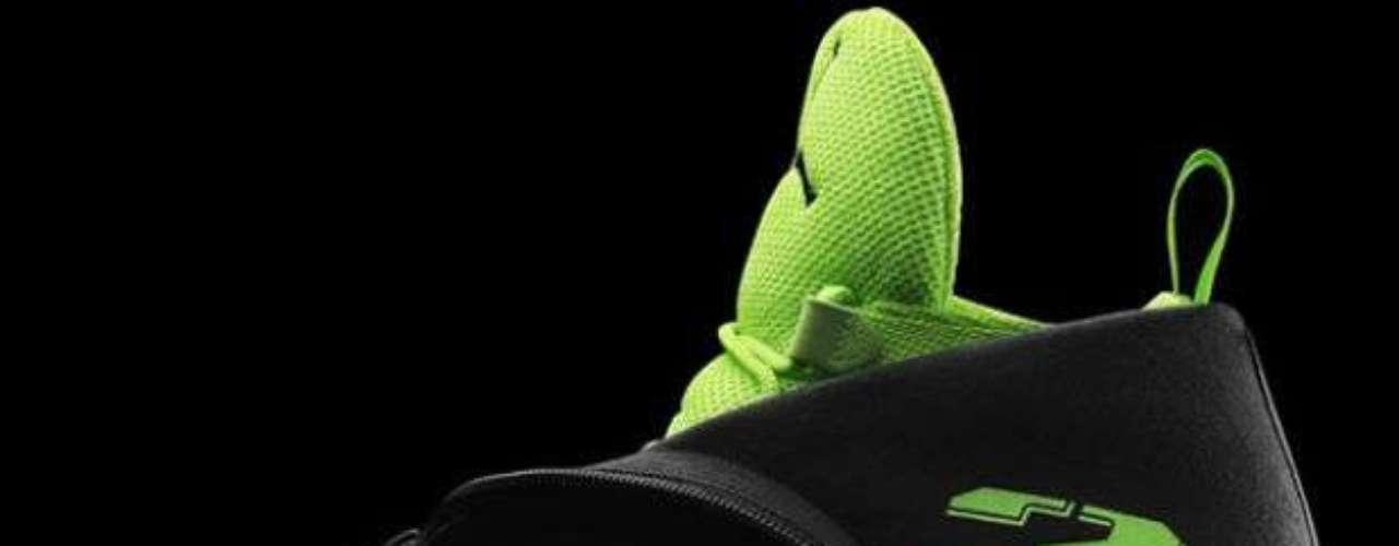 Este modelo es el que lanzará Jordan al mercado en este mes. Se estima que alrededor de 100 millones de zapatillas de Air Jordan se han vendido alrededor del mundo.