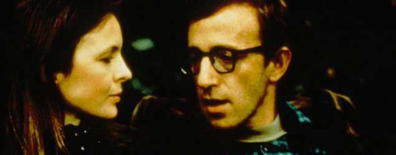 'Annie Hall'es uno de los más famosos filmes de Woody Allen, por la que ganó el Oscar al Mejor director en 1977.