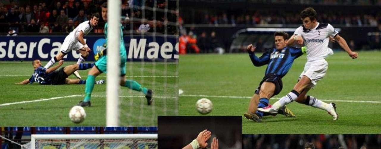 En la fase de grupos de la Liga de Campeones 2010-11, marcó un 'hat-trick'al Inter de Milán en el Giuseppe Meazza.