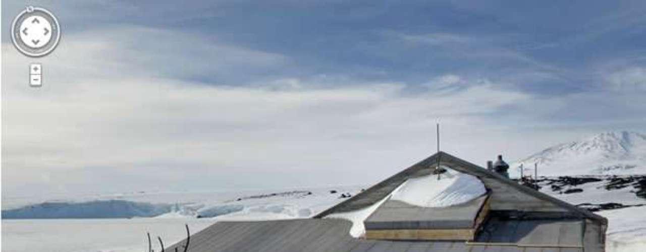 Google Street View va superándose cada día. En esta ocasión, revisa los paisajes que puedes ver si visitas la Antártica. Entre ellos serás testigos de los pocos asentamientos humanos.