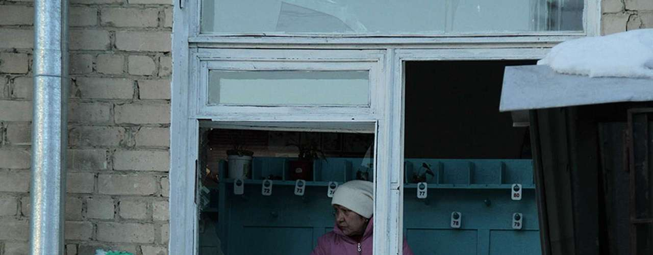 Schools in the region were instructed to close Friday after the shock wave blew out windows in buildings with outside temperatures as low as 18 degrees Celsius (0 degrees Fahrenheit).