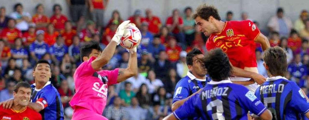 La revancha de la última final chilena comenzará a las 21 horas en el Estadio Cap y Unión Española buscará una \