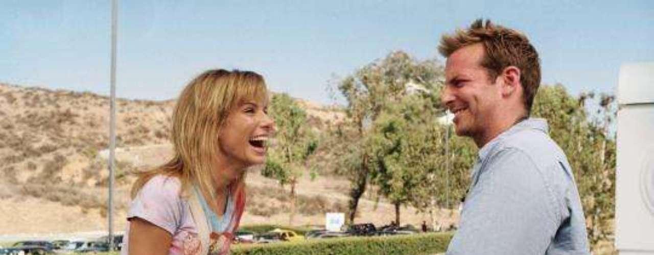 All About Steve: Justo después de ganar el Oscar, Sandra Bullock interpretó a una obsesiva redactora de crucigramas que se enamora perdidamente después de la primera cita.