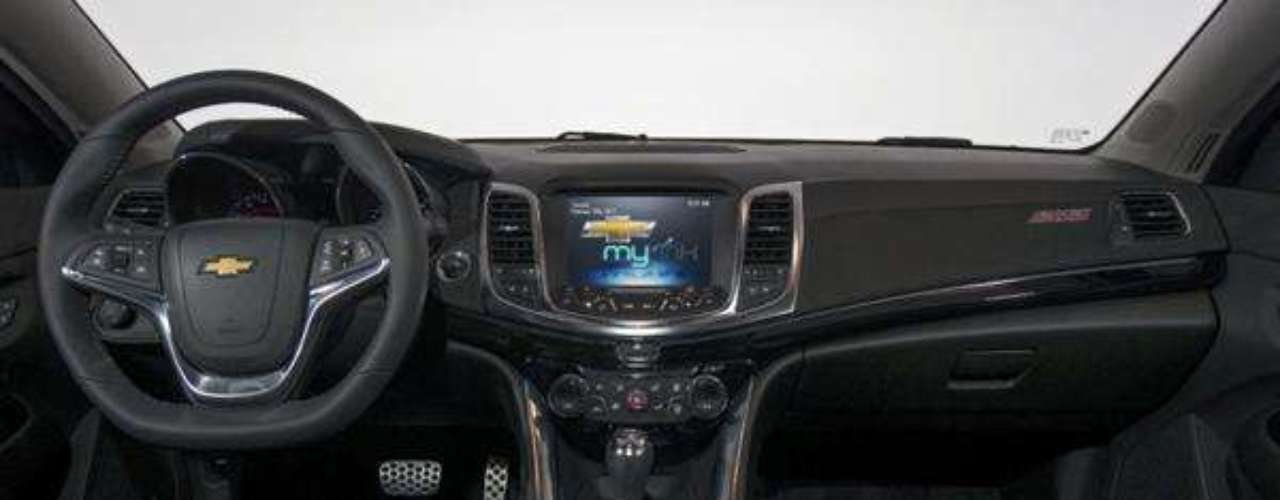 Fotos Chevrolet SS 2014