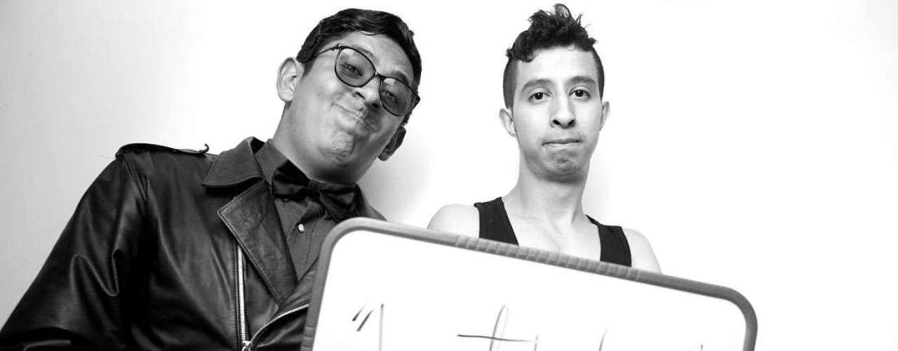 Sus rostros lo dicen todo, Nicolás y Sebastián confiesan que lo peor de ser músico es la incertidumbre. Es una profesión con altibajos llena variables.