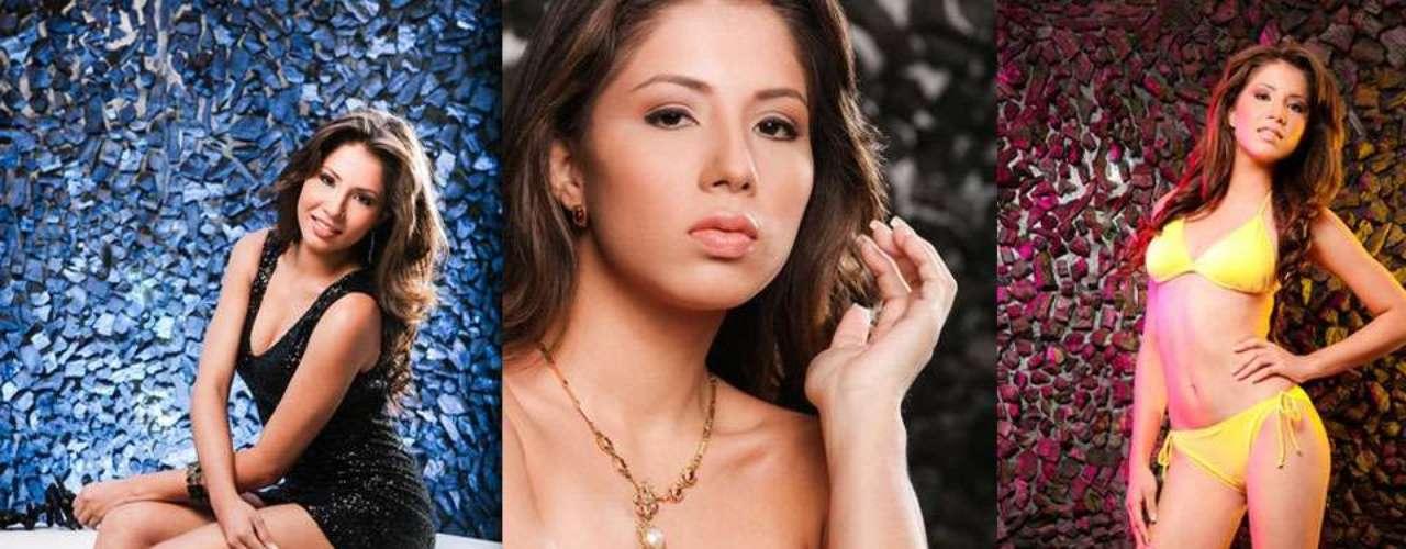 Dayanna Méndez 18 años, Managua, Segundo año de Filología y Comunicación.