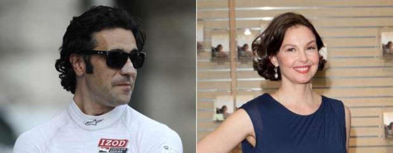 Dario Franchitti y Ashley Judd: El piloto de la CART escocés y la actriz estadounidense estuvieron casados desde 2001 hasta principios de 2013.